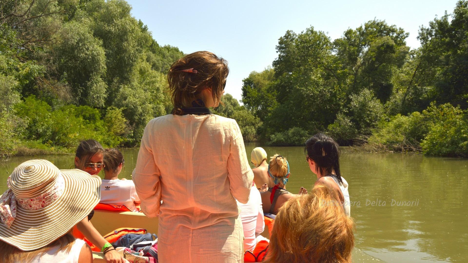 Sejur in Delta Dunarii