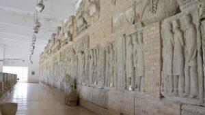Dobrogea - Muzeul Adamclisi