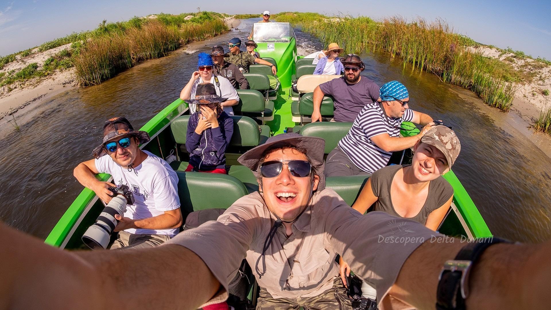 excursii de o zi in delta dunarii