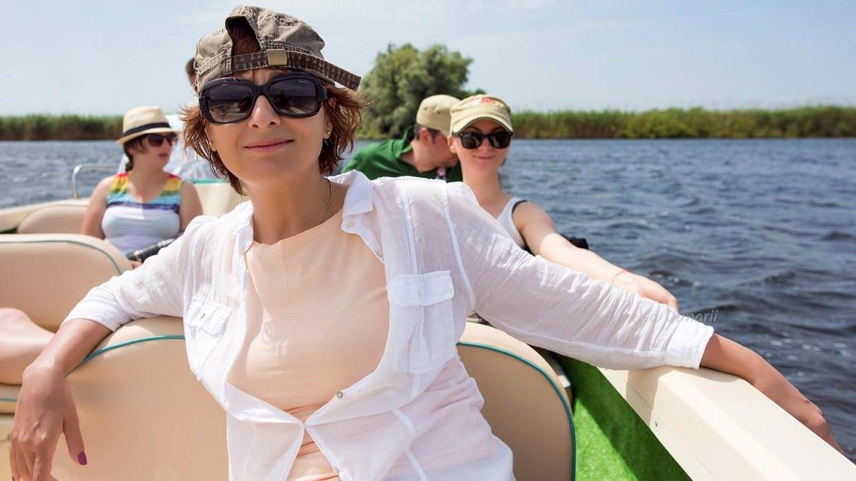 Excursie cu barca si ghid