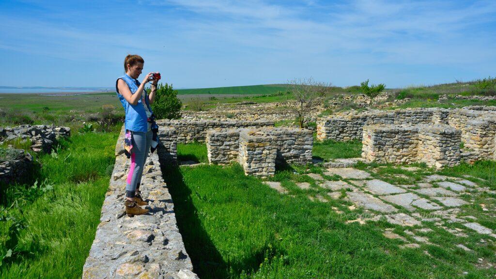 Cetatea Argamum, de straja la Razim