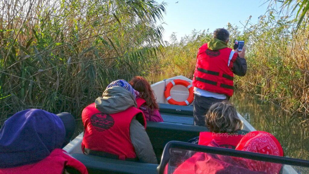 """Excursie in Delta Dunarii """"eTour"""", 4h – program de GRUP 2021"""