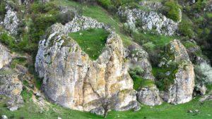 Cheile Dobrogea, peisaje de basm