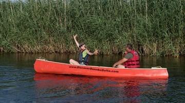 traseu tura canoe